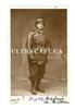 French Soldier Studio Portrait Photo Card, France 1940, Original WWII Photo