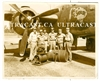 "B25 Bomber ""Smoke OH!"" Nose Art WWII. Original WW2 Photo"