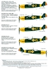 RB-Productions RB-D32012 - Romanian Messerschmitt Bf 109E, Part 1