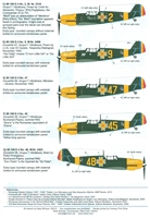 RB-Productions RB-D48012 - Romanian Messerschmitt Bf 109E, Part 1