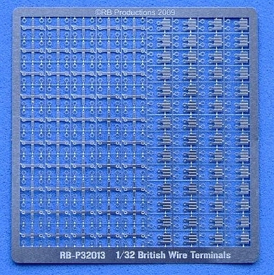 RB-Productions RB-P32013 - British Wire Terminals