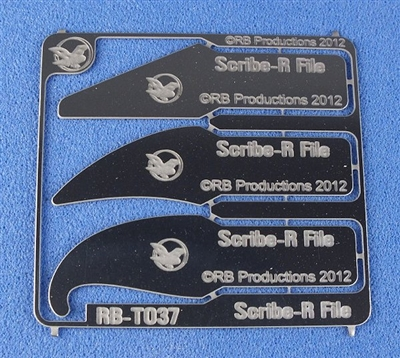 RB-Productions RB-T037 - Scribe-R File