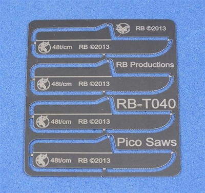 RB-Productions RB-T040 - Pico Saws Set
