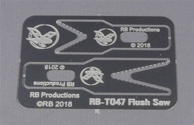 RB Productions T-047 Flush Shaw