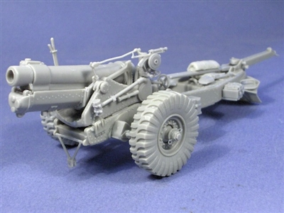 Resicast 351225 - 6-inch Howitzer, BEF 1940 & North Africa