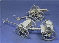 Resicast 351237 - WWI 18 Pounder, Limber and Wagon