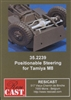 Resicast 352239 - Positionable Steering for Tamiya M8/M20
