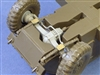 Resicast 352301 - Positional Steering for Italeri Staghound