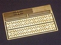 Resicast 352345 - UK Pattern Sand Channels
