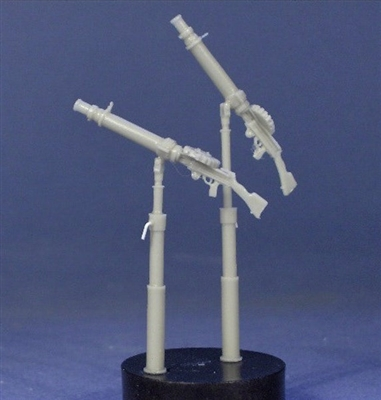 Resicast 352350 - Lewis Machine Guns & Supports
