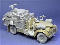 Resicast 352351 - LRDG Heavy Weapon Vehicle (Early)