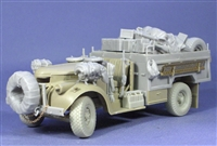 Resicast 352352 - LRDG Fitters Vehicle (Early)