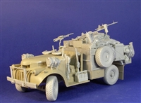 Resicast 352369 - LRDG Heavy Weapon Vehicle (Late) Conversion
