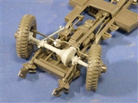 Resicast 352424 - Positionable Steering for M3A1 Scout Car