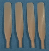 "Red Roo RRR48140 - DeHavilland Australia ""Cuffless"" Paddle Propeller Blades for CAC Mustang"