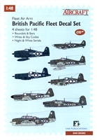 SAM Publications - British Pacific Fleet Air Arm