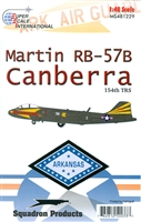 Super Scale 48-1229 - Martin RB-57B Canberra