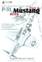 Tally Ho 48019 - P-51 Mustang Aces, Part II
