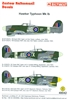 Techmod 48042 - Hawker Typhoon Mk Ib