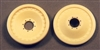 Ultracast 135010 - Panther Road Wheels, Unmounted for Spare Stowage (for Tamiya Panther kits)