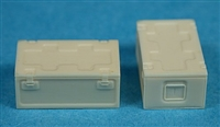 Ultracast 135016 - WWII British Empire Steel Munition Boxes, C.224 Mk 1