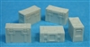 Ultracast 135018 - WWII British Empire Steel Munition Boxes, B166 Mk III