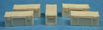 Ultracast 135020 - WWII British Empire Steel Munition Boxes, P59 Mk II