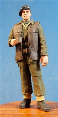 Ultracast 35033 - Canadian/British Tank Crewman, Europe - 1943-45