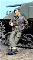 Ultracast 35035 - Canadian/British Tank Crewman, Europe 1943-45
