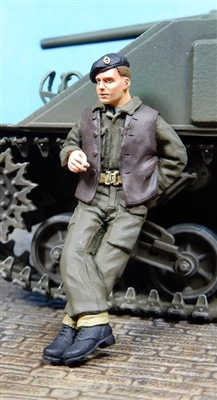 Ultracast 35035 Canadian/British Tank Crewman, Europe 1943-45