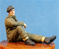 Ultracast 35036 Canadian/British Tank Crewman, Europe 1943-45