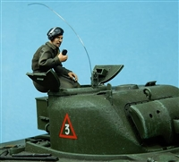 Ultracast 35045 Canadian/British Tank Commander, Europe / Italy / North Africa 1942-45