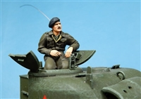 Ultracast 35046 Canadian/British Tank Commander, Europe / Italy / North Africa 1942-45