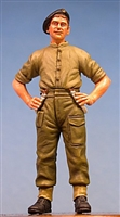 Ultracast 35049 Canadian/British Tank Crewman, All Theatres - Summer 1939-45
