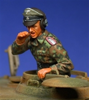 Ultracast 35052 SS Tiger Tank Commander, 1944-45