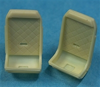 Ultracast 48178 Hawker Typhoon/Tempest Seats (without Harness)