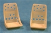 Ultracast 48184 Mitsubishi A6M Zero Seats (without Harness)