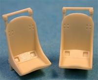 Ultracast 48200 P-47 Thunderbolt Seats (without harness)