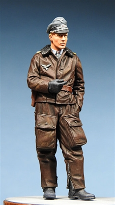 Ultracast 54004 WWII German Fighter Pilot (late war leather flight suit)