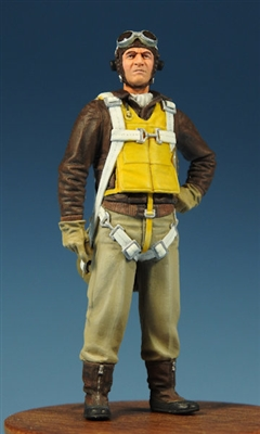 Ultracast 54006 WWII USAAF Fighter Pilot (European Theater)