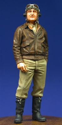 Ultracast 54008 WWII American Fighter Pilot (Francis Gabreski)