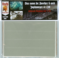 Uschi 2002 - Disc Camo for Panther G and Jagdpanzer IV/L70