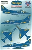 Victory Productions VPD48002 - Blue Angels A-4F & TA-4J Skyhawks