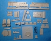 Vector VDS32-010 - A-36A Cockpit Set (fits Hobbycraft kits)
