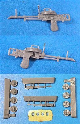 Vector VDS48-017 - Vickers-K 7.7 mm Machine Gun