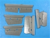 Vector VDS48-025 - F4F-3/4 FM-1/2 Wildcat Control Surfaces (for HobbyBoss kits)