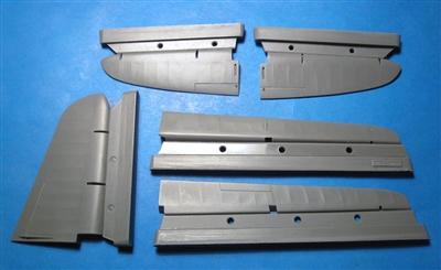 Vector VDS48-062 - A-20 Boston/Havoc Control Surfaces (fits AMT/Revell/Italeri kit)
