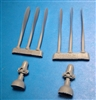 Vector VDS48-126 - A-26B/C Invader Propellers (ICM kit)
