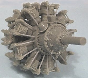 Vector 48-004 - P&W R-2800 C (late) Engine