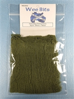 Wee Friends WB35008 - Camouflage Netting Green